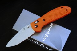 Benchmade Doug Ritter Griptilian Orange M390 1