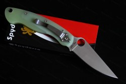 Spyderco Military M4 BladeHQ Exclusive 2