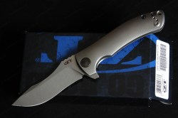 Zero Tolerance 0920 Les George Flipper 1