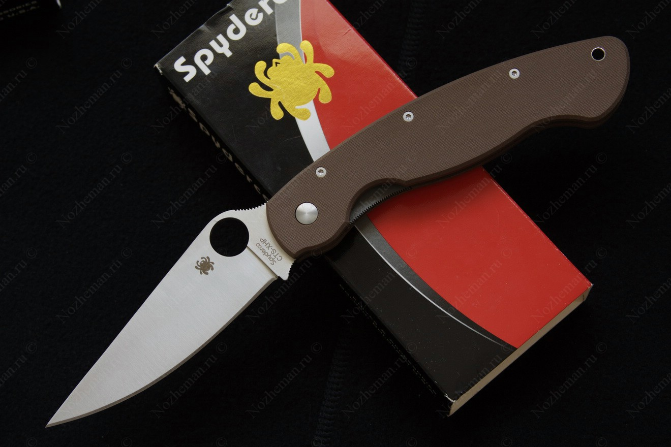 Spyderco Military CTS-XHP